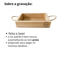 Kit 10 Cestas Brasil com Sisal